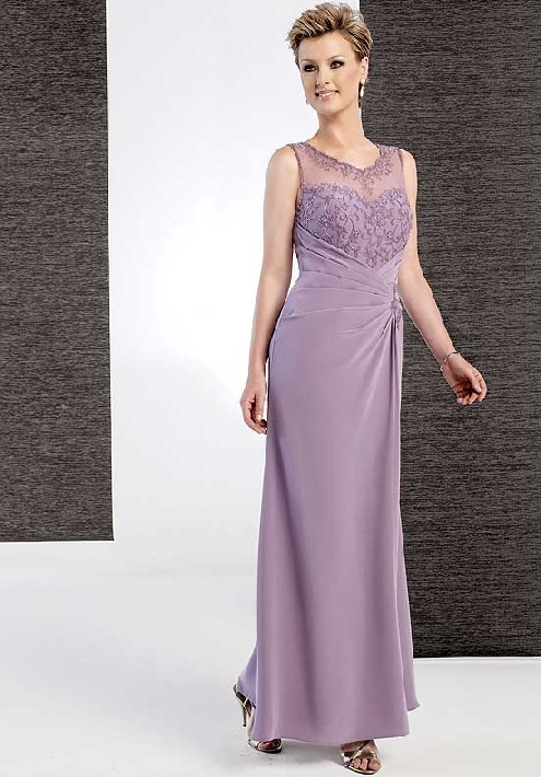 evening dresses for mother of the bride