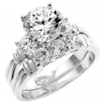 diamond wedding rings for women