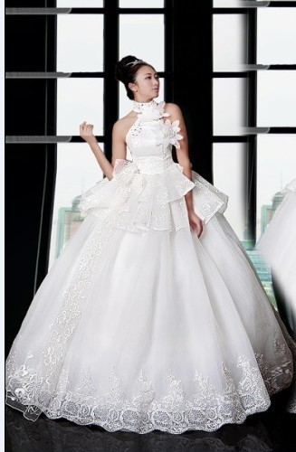 cheap but beautiful wedding dress