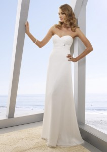 casual wedding dresses for the beach