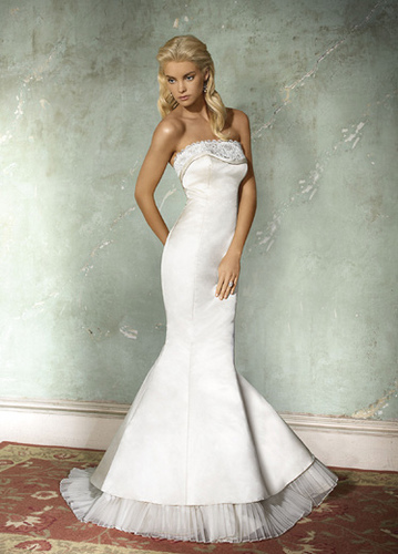 beautiful yet cheap wedding dresses