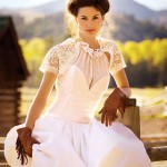 western wedding dresses for women